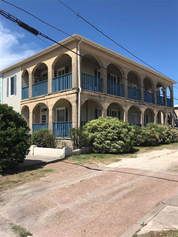 2112 25th Street, Galveston, TX 77550 (MLS #38595412) :: The Parodi Team at Realty Associates