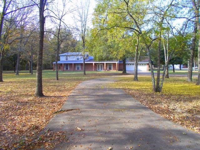 7539 Groveton Flat Prairie Road, Groveton, TX 75845 (MLS #3871322) :: The SOLD by George Team