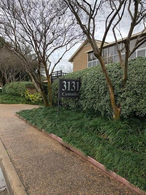 3131 Cummins Street #14, Houston, TX 77027 (MLS #39010925) :: Connect Realty