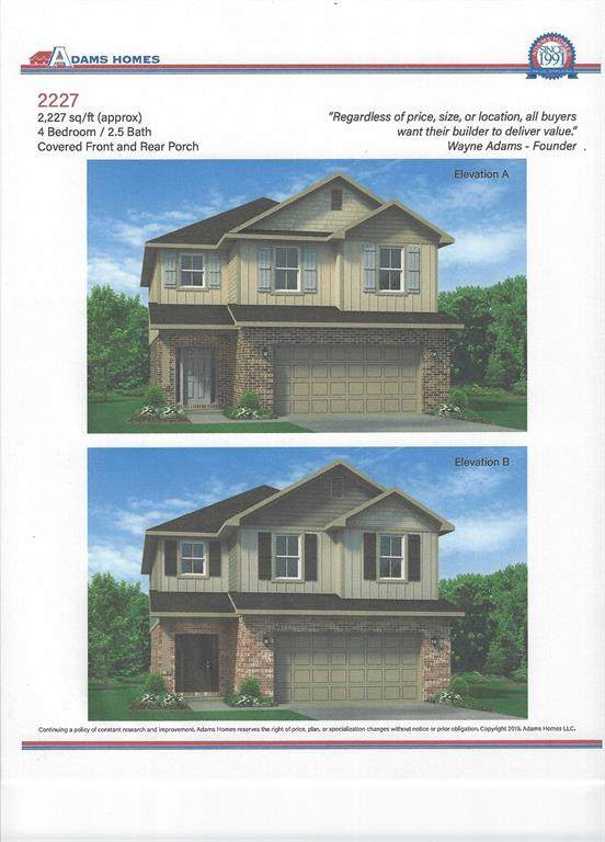 325 Terra Vista Circle, Montgomery, TX 77356 (MLS #39017182) :: The SOLD by George Team
