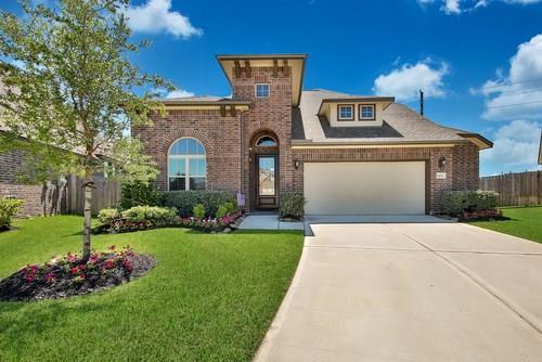 14610 Stratwood Glen Court, Cypress, TX 77429 (MLS #39274360) :: Caskey Realty