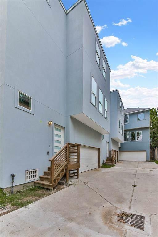 1101 Summer Street A, Houston, TX 77007 (MLS #39340397) :: Ellison Real Estate Team