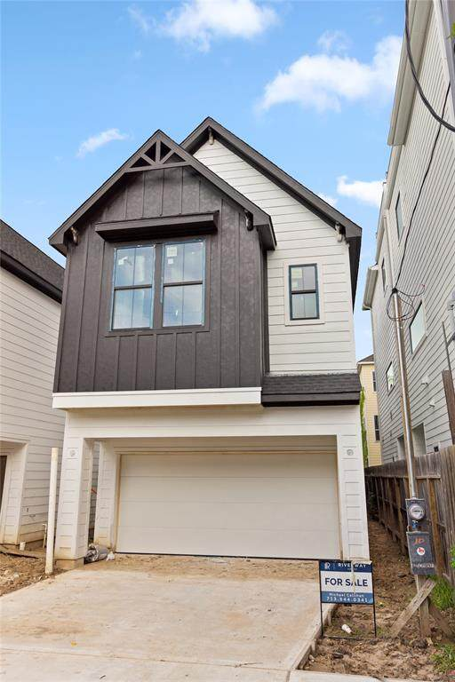 6119 Clyde Street, Houston, TX 77007 (MLS #39347658) :: Texas Home Shop Realty