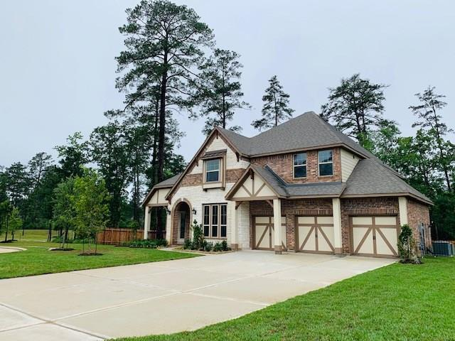 14026 S Evergreen Ridge Court, Conroe, TX 77384 (MLS #39395181) :: Texas Home Shop Realty