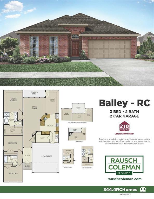2211 Leonetti Lane, Rosenberg, TX 77471 (MLS #39627445) :: Fairwater Westmont Real Estate