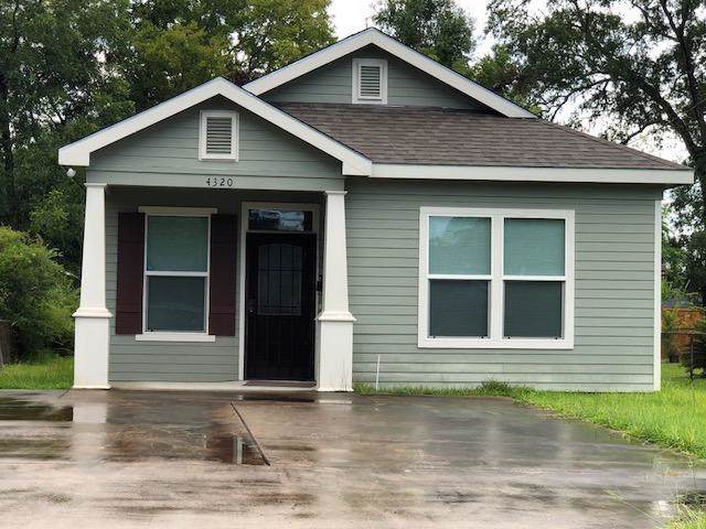 4320 Agnes Street, Beaumont, TX 77703 (MLS #39956632) :: Ellison Real Estate Team