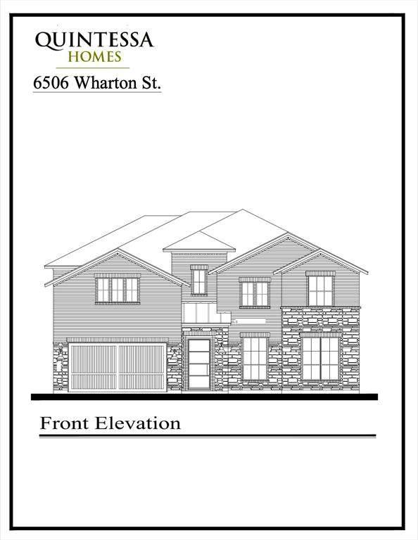 6506 Wharton Street, Houston, TX 77055 (MLS #4013400) :: All Cities USA Realty