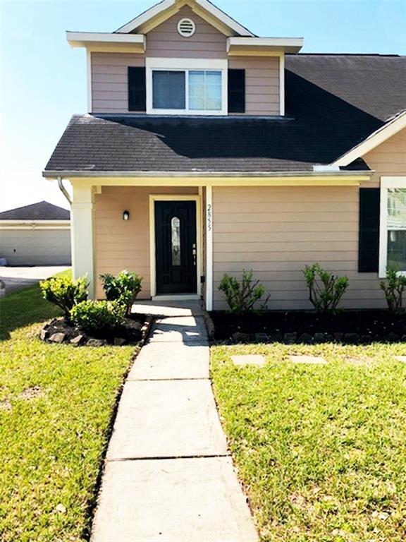 2855 Morningmist Lane, Dickinson, TX 77539 (MLS #40208115) :: Texas Home Shop Realty