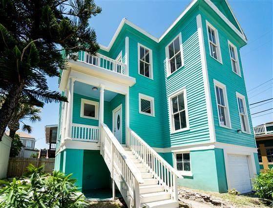 415 Christopher Columbus Street, Galveston, TX 77550 (MLS #40226141) :: Michele Harmon Team
