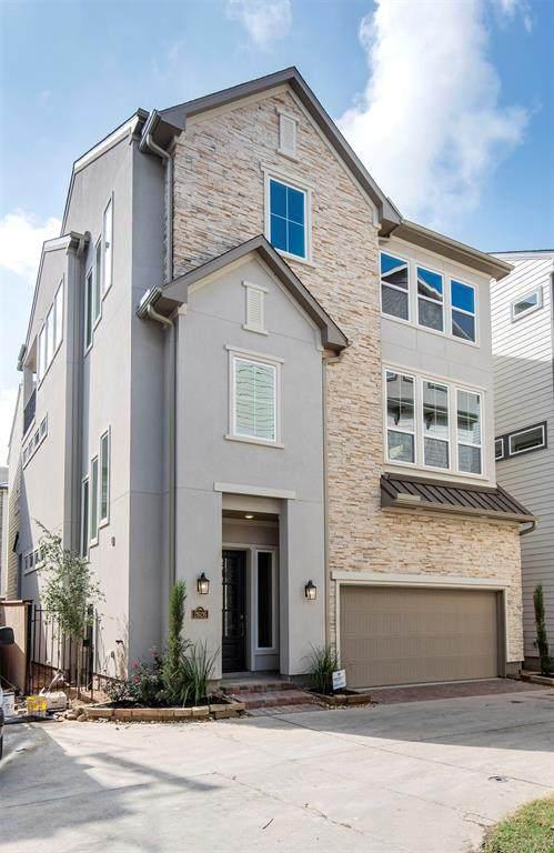 2626 Fountain Key Boulevard, Houston, TX 77008 (#40329175) :: ORO Realty