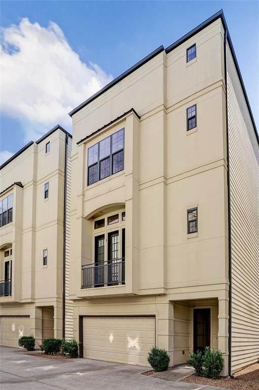 1812 Sabine Street, Houston, TX 77007 (MLS #40388942) :: Texas Home Shop Realty