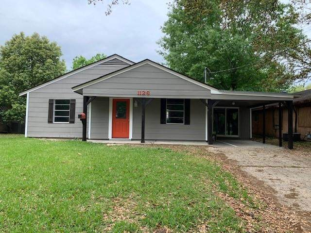1126 Montrose, Port Neches, TX 77651 (MLS #40401155) :: Lisa Marie Group | RE/MAX Grand