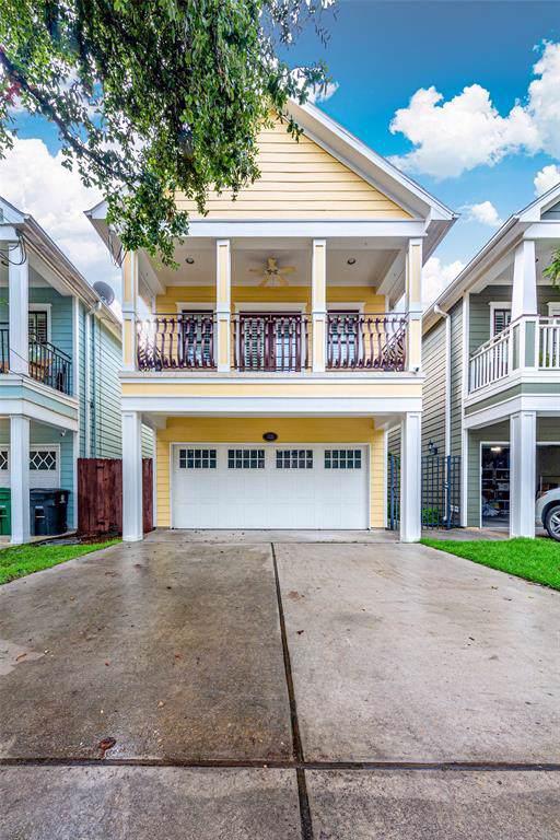 1325 Prince Street, Houston, TX 77008 (MLS #40418713) :: Phyllis Foster Real Estate