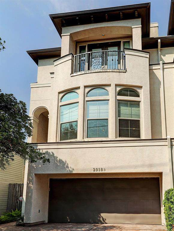 2918 Virginia Street B, Houston, TX 77098 (MLS #40510208) :: Texas Home Shop Realty
