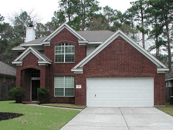 90 Hollylaurel, The Woodlands, TX 77382 (MLS #40596361) :: Texas Home Shop Realty