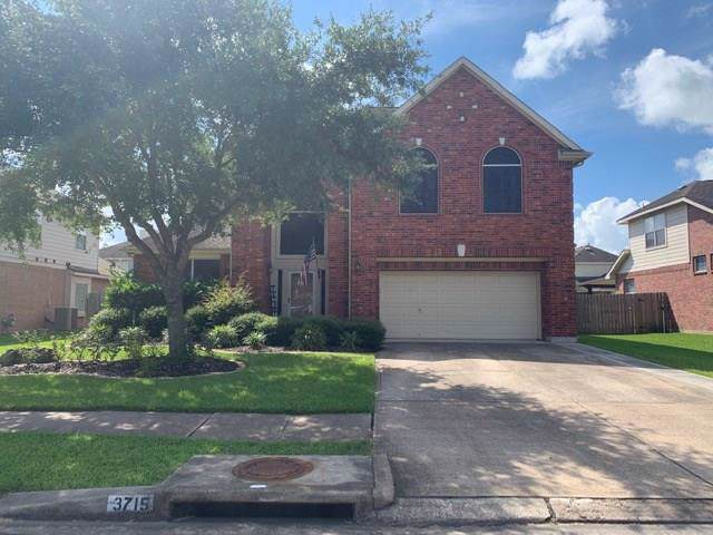 3715 Wild Oak, Pearland, TX 77581 (MLS #40656276) :: Phyllis Foster Real Estate
