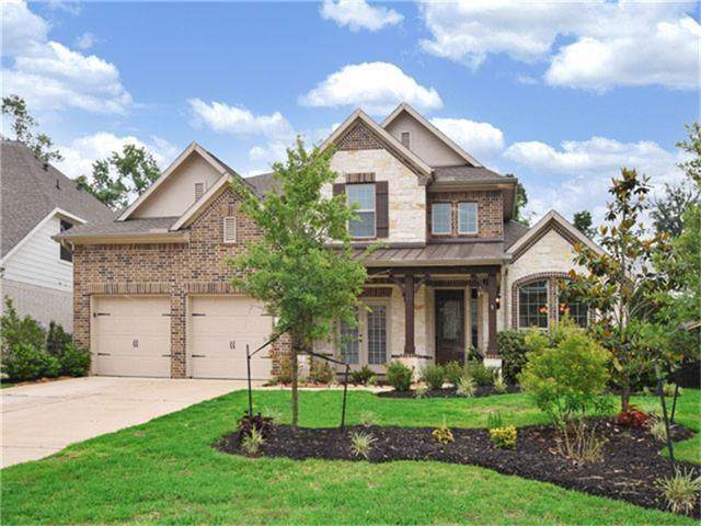 18 Sandwell Place, The Woodlands, TX 77389 (MLS #40694598) :: Ellison Real Estate Team