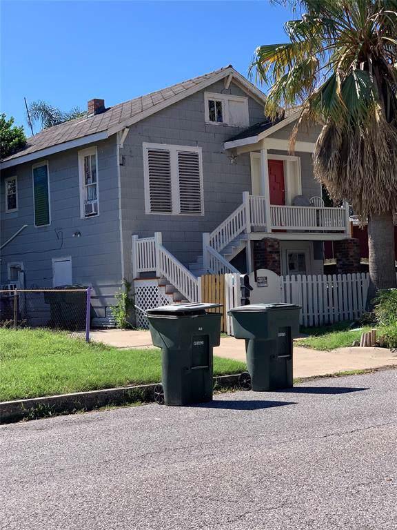 5315 Avenue R, Galveston, TX 77551 (MLS #40804036) :: Texas Home Shop Realty