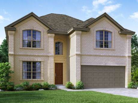 8810 Arch Rock Drive, Cypress, TX 77433 (MLS #40815383) :: Phyllis Foster Real Estate
