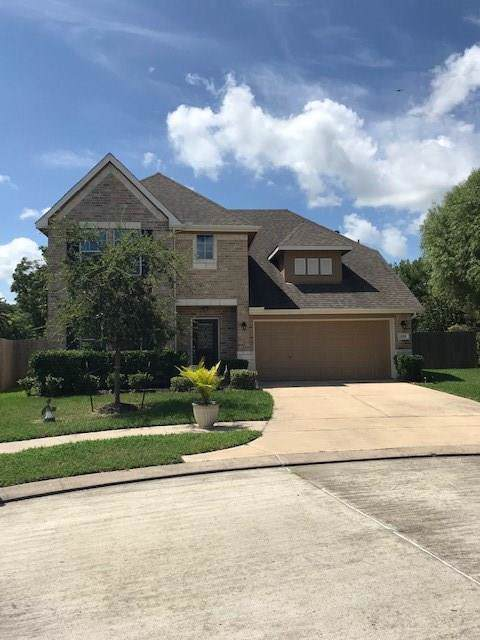 229 Midtown Park Drive, Alvin, TX 77511 (MLS #40847299) :: KJ Realty Group