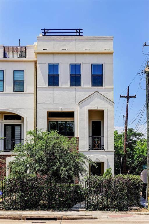 1202 W Dallas Street, Houston, TX 77019 (MLS #40984540) :: Green Residential