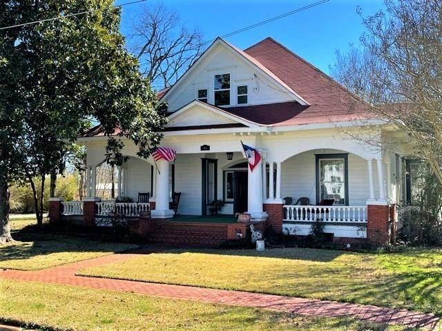 814 Magnolia Street, Teague, TX 75860 (MLS #41018683) :: My BCS Home Real Estate Group