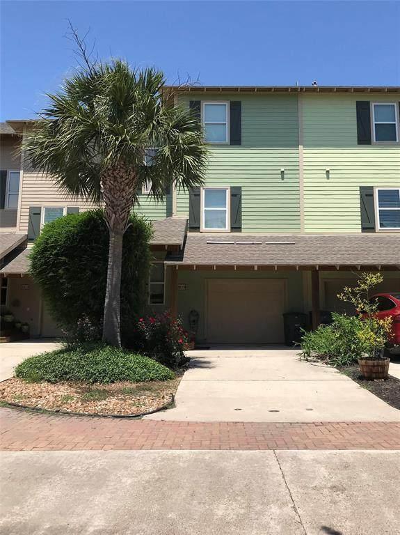 2819 Kabah Court, Galveston, TX 77554 (MLS #41026081) :: Texas Home Shop Realty
