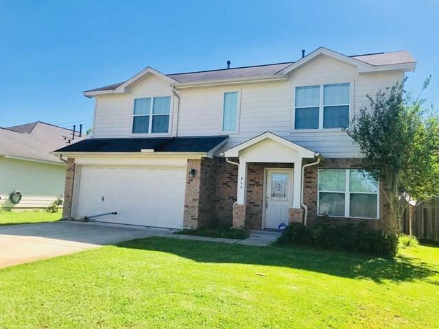 715 Seabourne Meadows Drive, Rosenberg, TX 77471 (MLS #41201239) :: The Heyl Group at Keller Williams