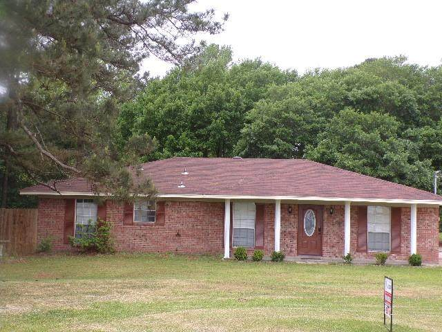 291 County Road 2268, Cleveland, TX 77327 (#41220951) :: ORO Realty