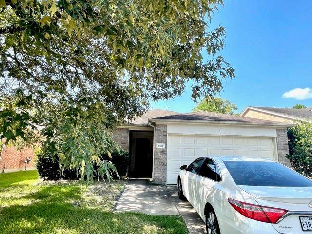 7306 Wisteria Chase Place, Humble, TX 77346 (MLS #41308928) :: The Home Branch