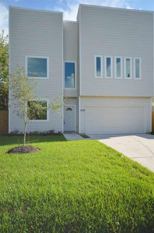 4508 Clover Street, Houston, TX 77051 (MLS #41352803) :: TEXdot Realtors, Inc.