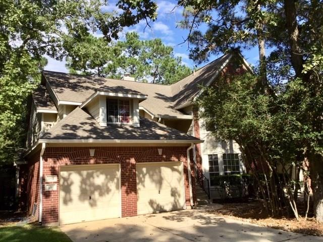154 N Magnolia Pond Place, The Woodlands, TX 77381 (MLS #41496986) :: Texas Home Shop Realty