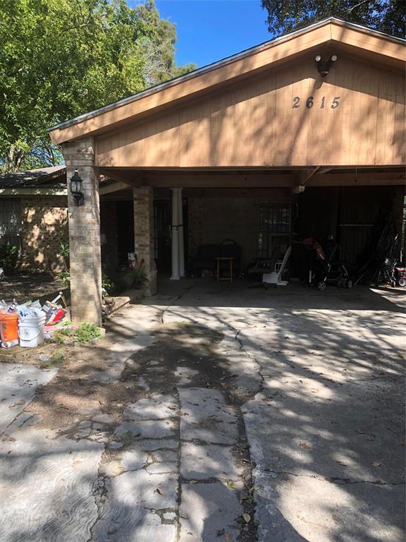 2615 Balmorhea Avenue, Houston, TX 77039 (MLS #41634010) :: Texas Home Shop Realty