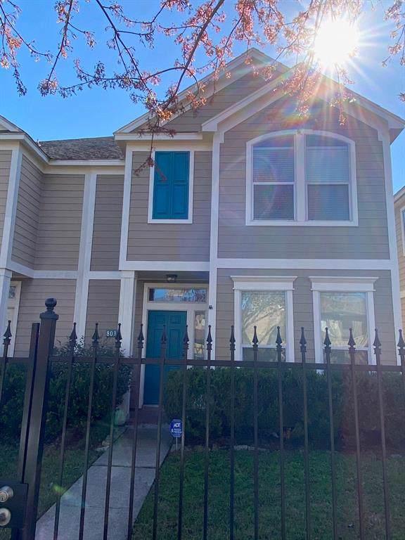 8031 Ellinger Lane, Houston, TX 77040 (MLS #42130877) :: Ellison Real Estate Team