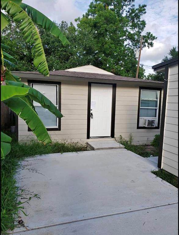 131 Hahlo Street, Houston, TX 77020 (MLS #42162920) :: The Bly Team