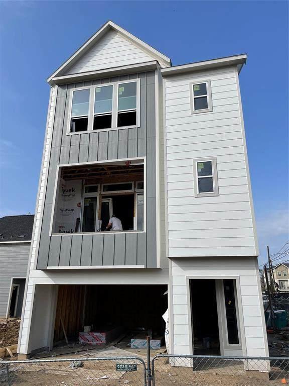 1421 Fowler Street, Houston, TX 77007 (MLS #42332469) :: Ellison Real Estate Team