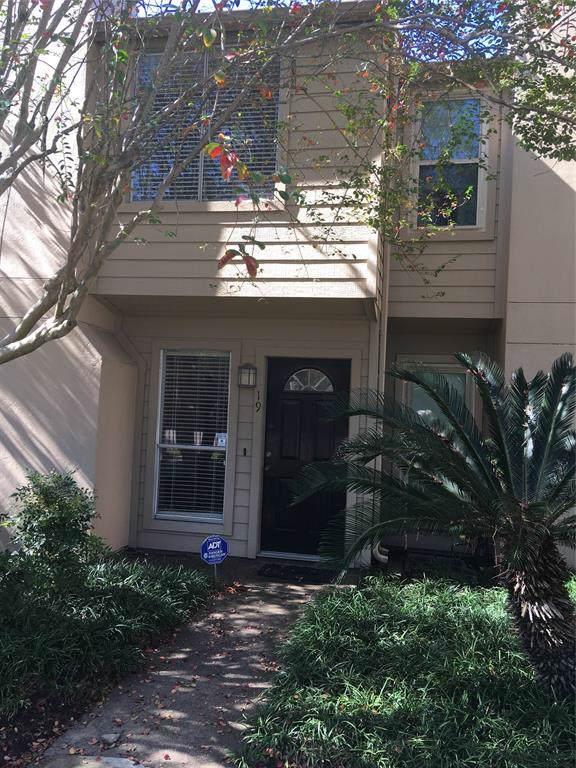 1500 Sandy Springs 19 Road #19, Houston, TX 77042 (MLS #42563044) :: The Heyl Group at Keller Williams