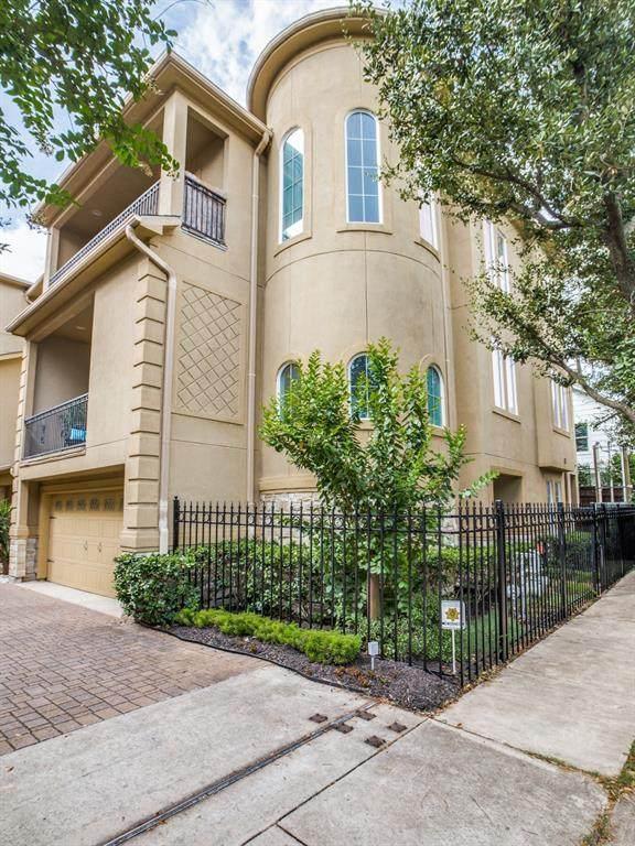4125 Barnes Street Street, Houston, TX 77007 (MLS #42766848) :: Connect Realty