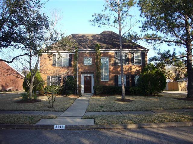 2911 Lake Colony Drive, Missouri City, TX 77459 (MLS #42784095) :: Texas Home Shop Realty