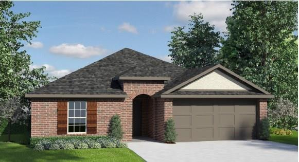 1314 Central Heights Drive, Missouri City, TX 77459 (MLS #42797047) :: Caskey Realty