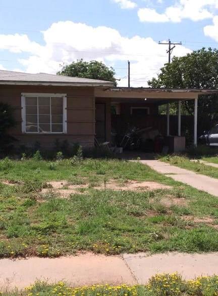 4802 Detroit Avenue, Lubbock, TX 79413 (MLS #42869113) :: Texas Home Shop Realty