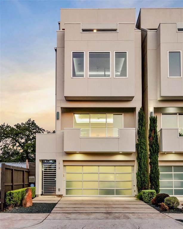 1512 Crocker Street, Houston, TX 77019 (MLS #43040758) :: My BCS Home Real Estate Group