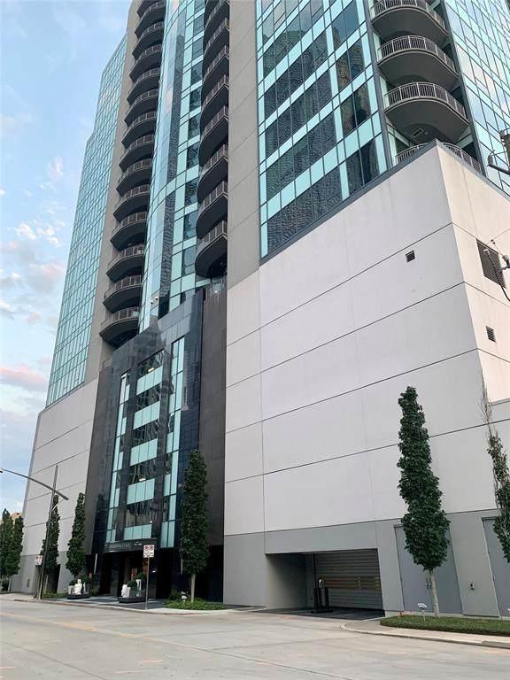1600 Post Oak Blvd #1504, Houston, TX 77056 (MLS #43096109) :: Bray Real Estate Group