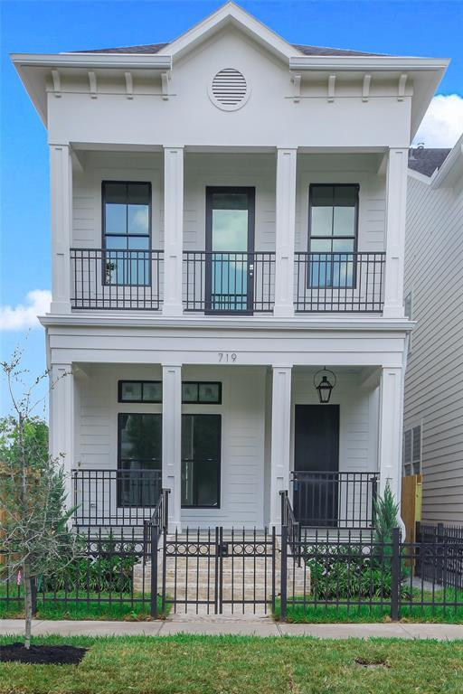719 E 10 1/2, Houston, TX 77008 (MLS #43193317) :: Texas Home Shop Realty
