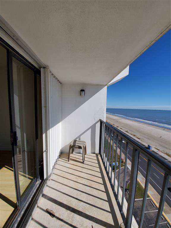 7310 Seawall Boulevard #1103, Galveston, TX 77551 (MLS #43294152) :: Ellison Real Estate Team