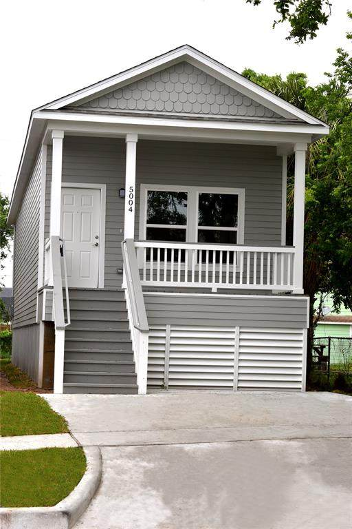 5004 Avenue L, Galveston, TX 77551 (MLS #43834172) :: The SOLD by George Team