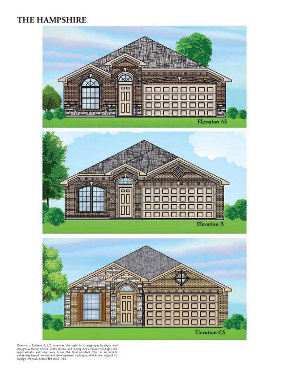 732 Cedar Gate Lane, La Marque, TX 77568 (MLS #43859833) :: Texas Home Shop Realty