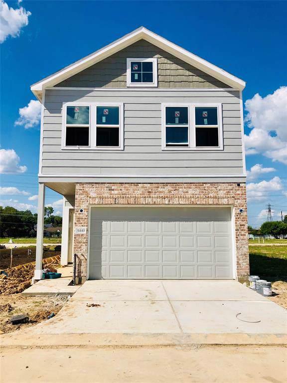 5443 Camaguey Street, Houston, TX 77023 (MLS #44040628) :: Texas Home Shop Realty