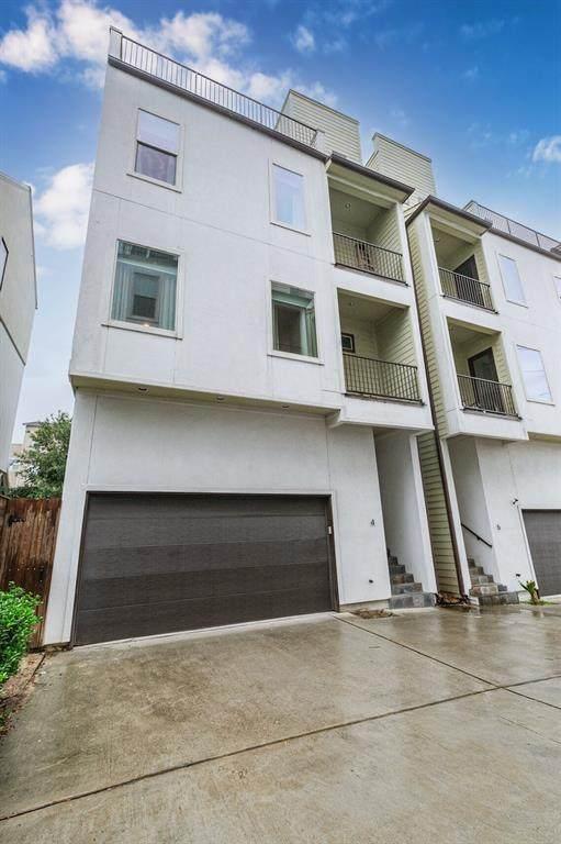 1005 Bingham Street #4, Houston, TX 77007 (MLS #44486824) :: Lerner Realty Solutions