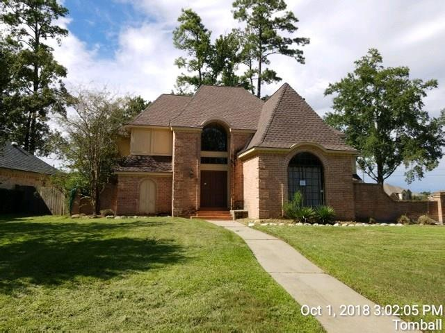 8902 Sedgemoor Drive, Tomball, TX 77375 (MLS #44521809) :: The Home Branch